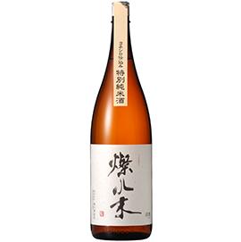 燦水木特別純米酒